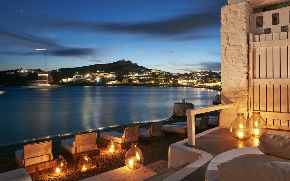Mykonos blanc a design boutique hotel mykonos greece for Design boutique hotel mykonos