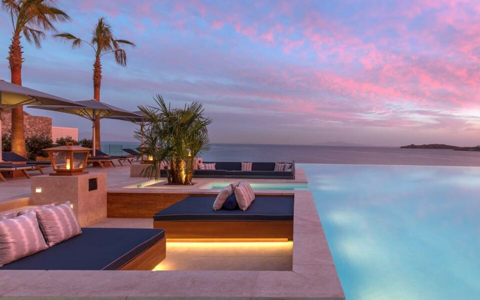 Santa marina a luxury collection resort mykonos mykonos for Design hotels griechenland