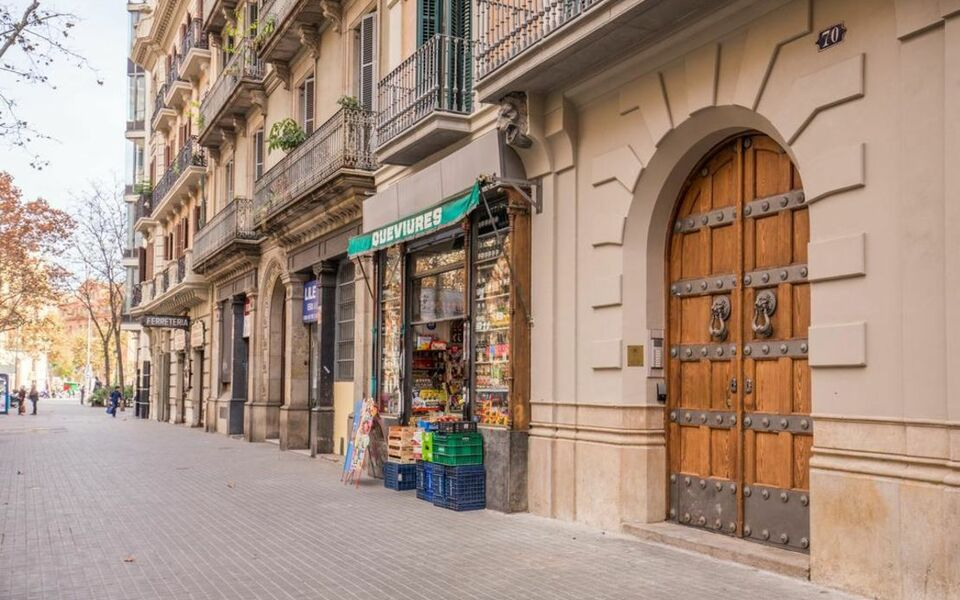 We boutique hotel barcelona barcelone espagne my for The 8 boutique b b barcelona