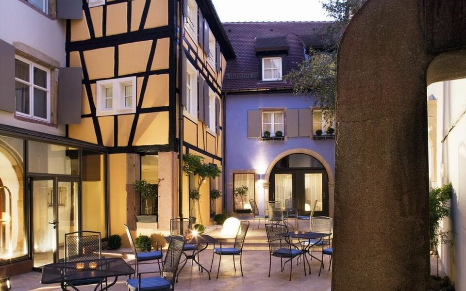 Le Colombier A Design Boutique Hotel Colmar France