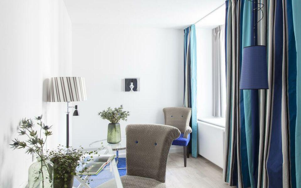 Absalon hotel a design boutique hotel copenhagen denmark for Design boutique hotels copenhagen