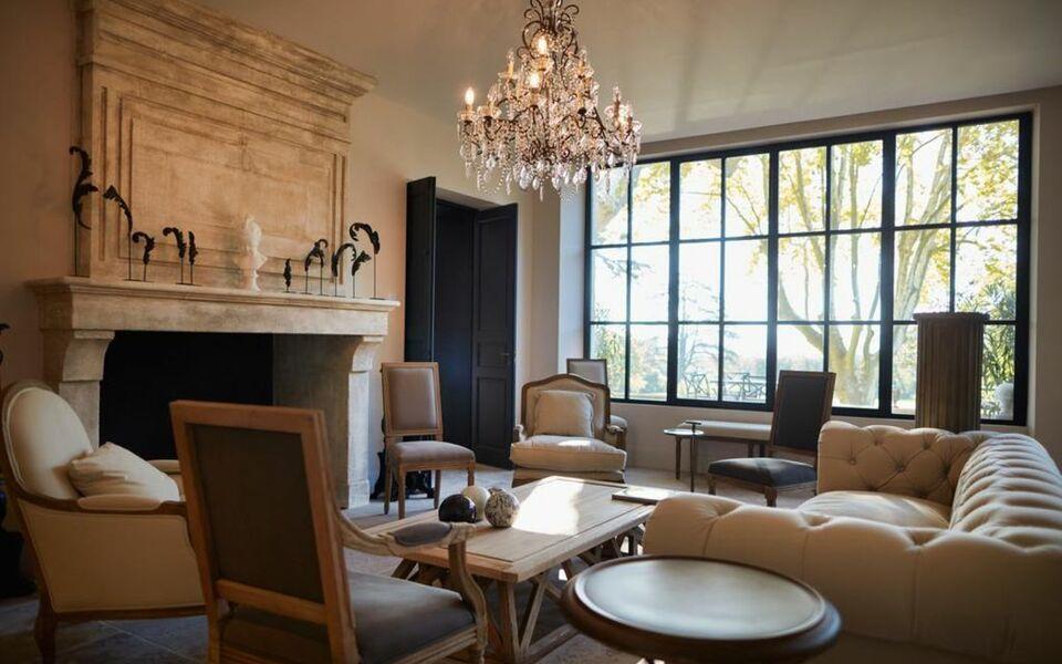 Domaine de fontenille a design boutique hotel lauris france for Boutique hotel luberon