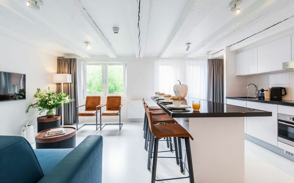 YAYS Concierged Boutique Apartments: Zoutkeetsgracht, Amsterdam (1)