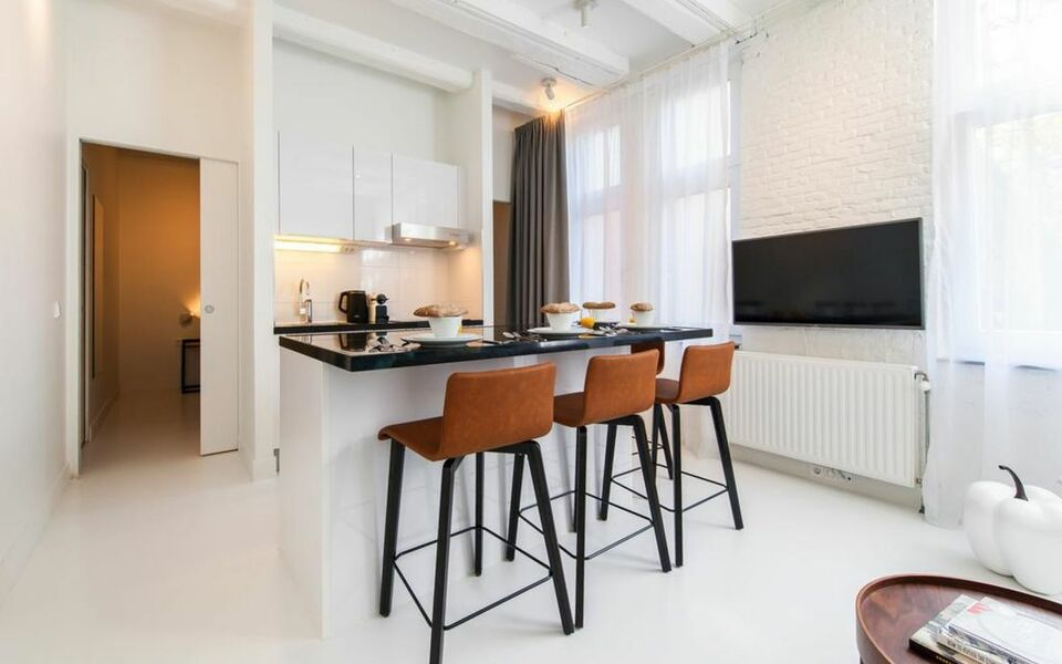 YAYS Concierged Boutique Apartments: Zoutkeetsgracht, Amsterdam (15)