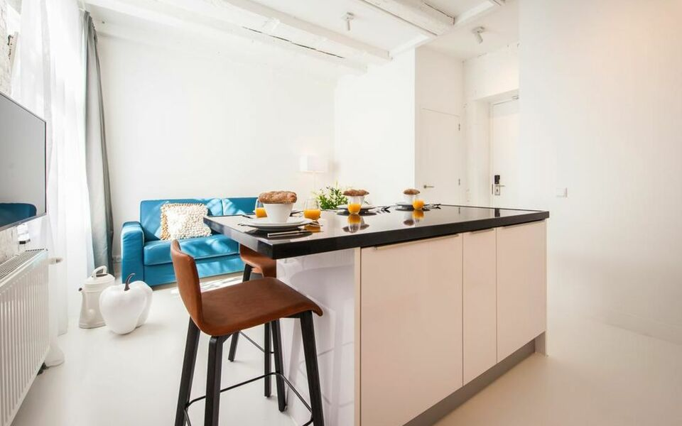 YAYS Concierged Boutique Apartments: Zoutkeetsgracht, Amsterdam (16)