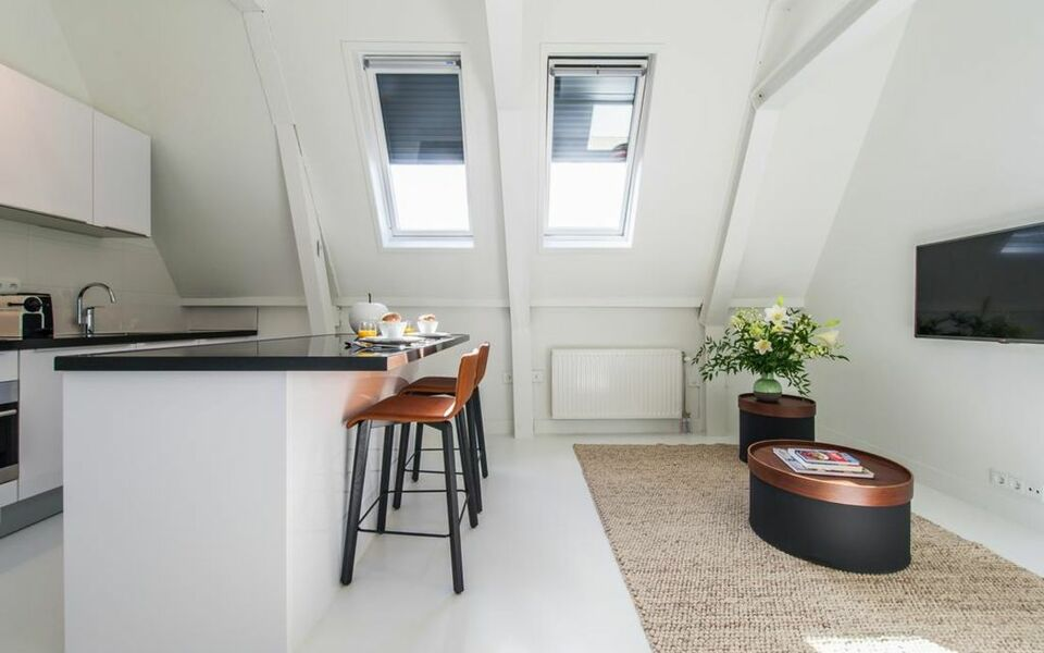 YAYS Concierged Boutique Apartments: Zoutkeetsgracht, Amsterdam (25)