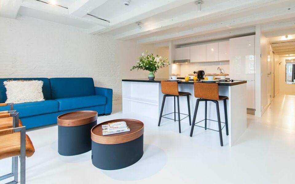 Yays zoutkeetsgracht concierged boutique apartments a for Design boutique hotel nederland