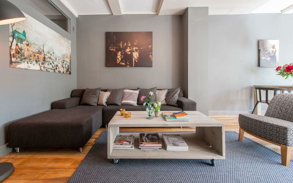 Prince Canalhouse Apartment Suites, Amsterdam (1)