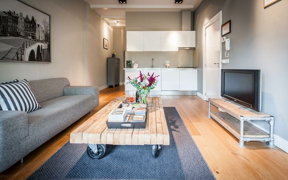 Prince Canalhouse Apartment Suites, Amsterdam (7)