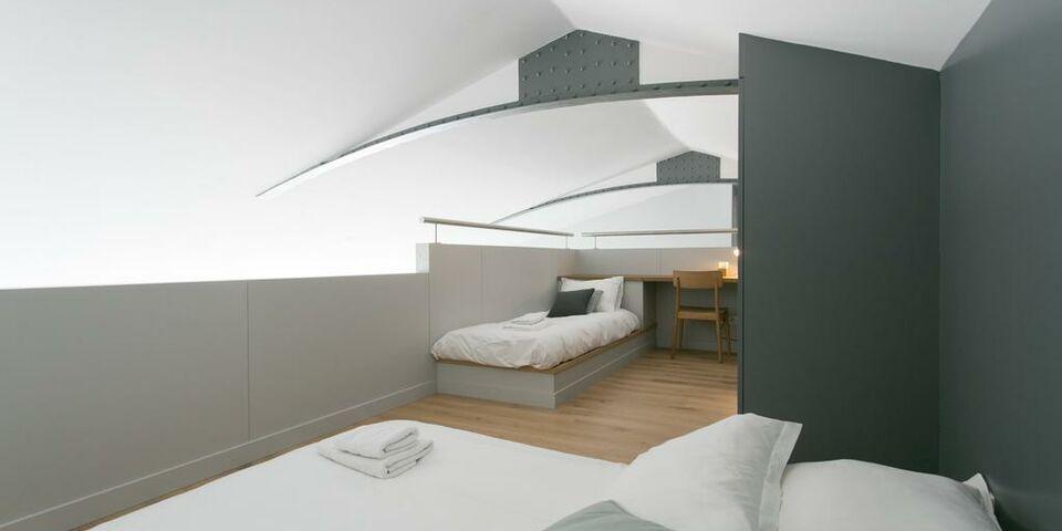 Loft bastille a design boutique hotel paris france for Hotel design bastille