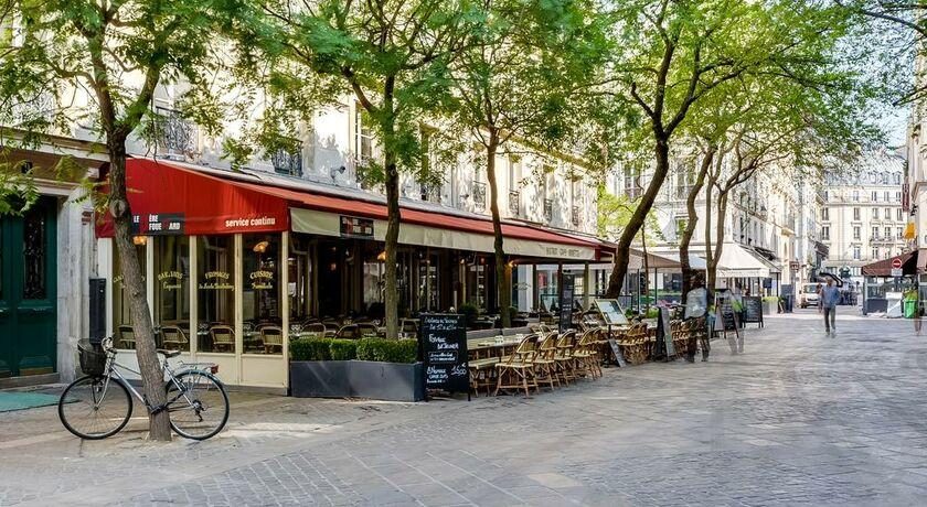 Si Lescot Paris France My Boutique Hotel
