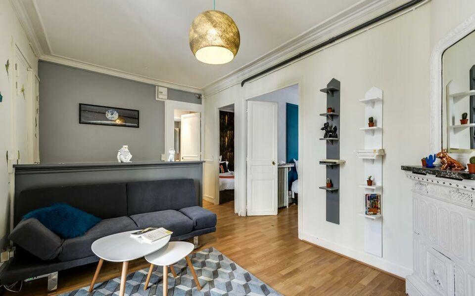 My Apartment - Rue Pierre Lescot  Paris  France