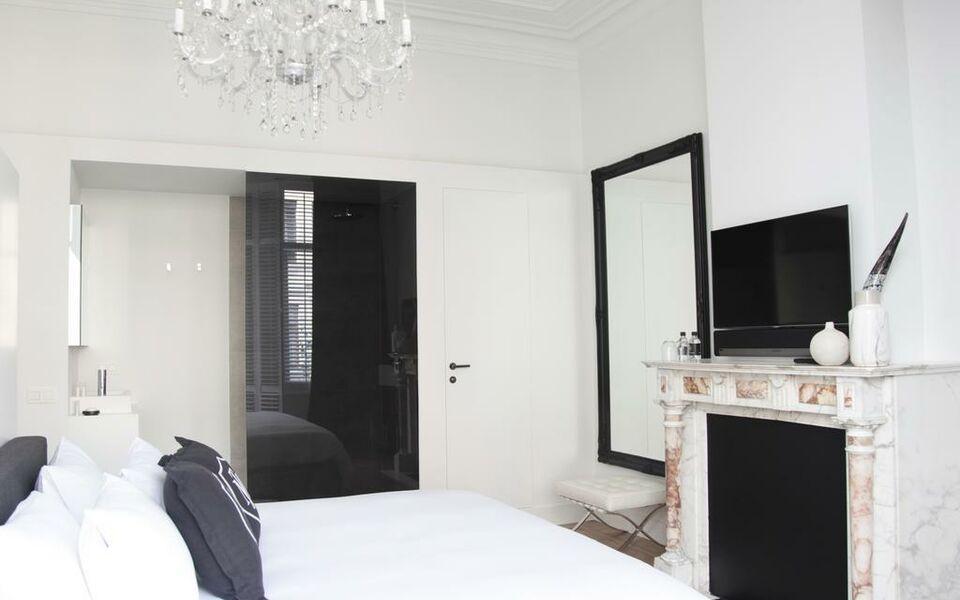 Maison de trazegnies antwerp a design boutique hotel for Design hotel antwerpen