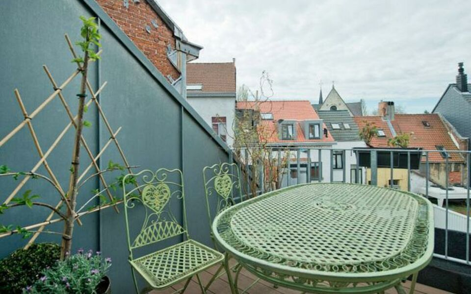 Tempor'area Apartment, Antwerp (29)
