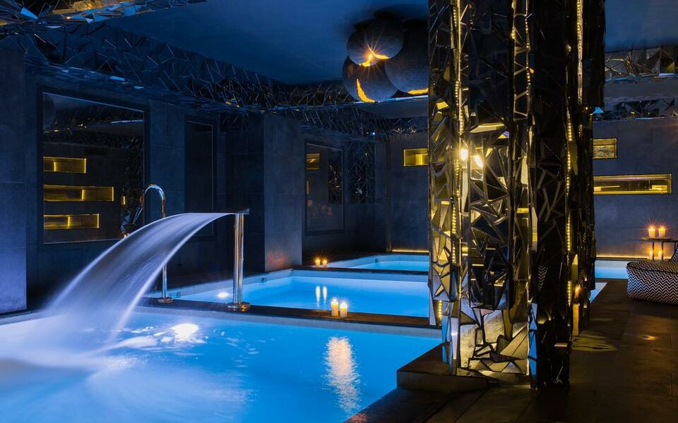 Myconian avaton resort a design boutique hotel mykonos for Design boutique hotel mykonos