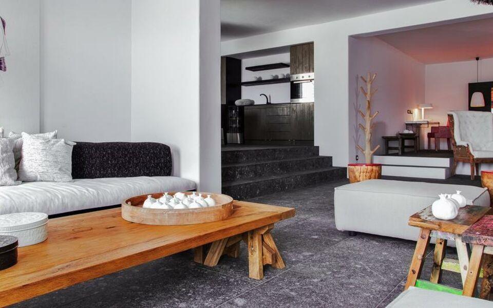 Myconian avaton design hotels mykonos griechenland for Design hotels griechenland