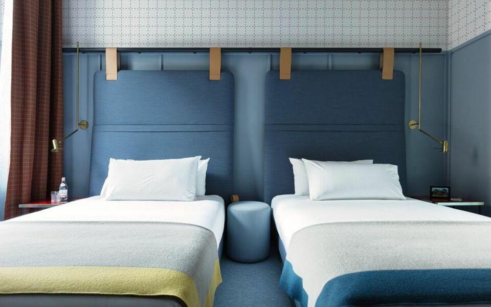 Room mate giulia a design boutique hotel milan italy for Boutique hotel milano centro