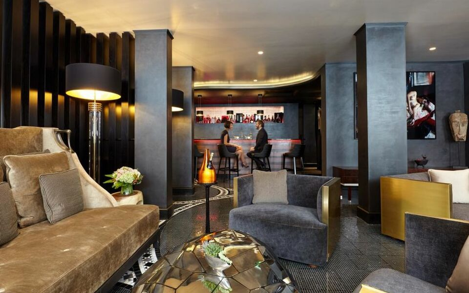 h tel juliana paris a design boutique hotel paris france. Black Bedroom Furniture Sets. Home Design Ideas