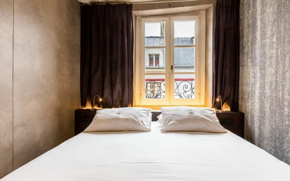 H tel de lille a design boutique hotel paris france for Design hotel des francs garcons