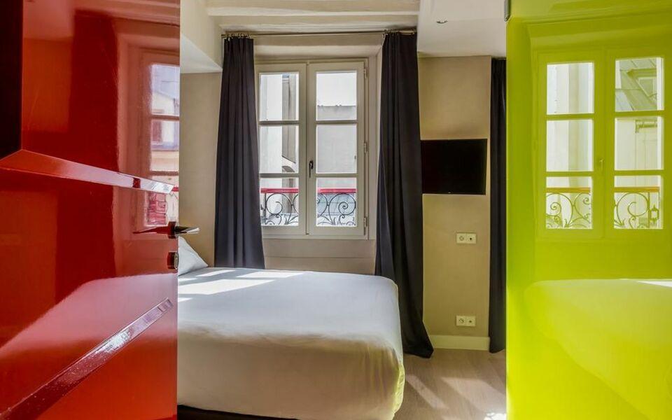H tel de lille a design boutique hotel paris france for Design boutique hotels paris