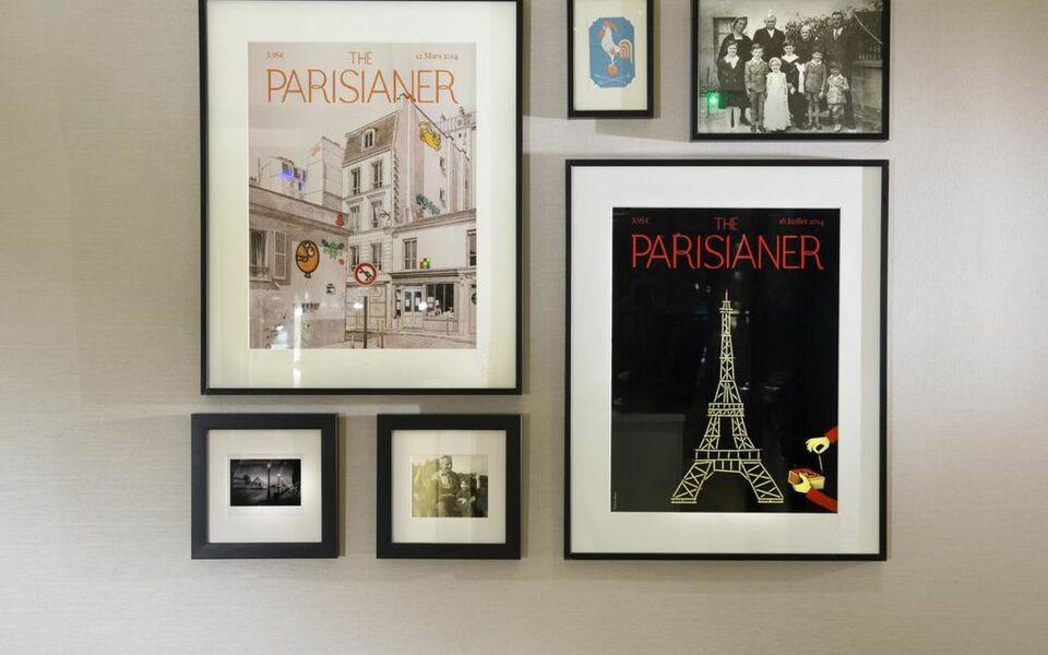 Cler Hotel Paris France