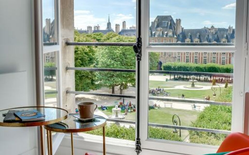 Sweet Inn Apartments- Place des Vosges, Paris (12)