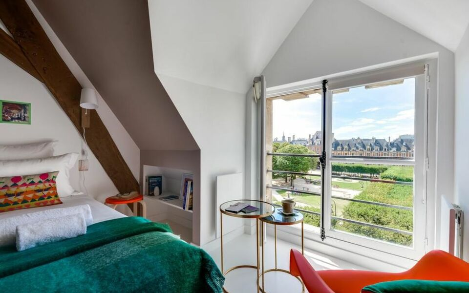 Sweet Inn Apartments- Place des Vosges, Paris (13)