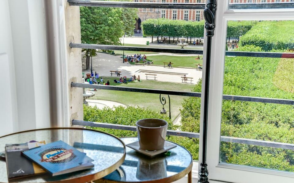 Sweet Inn Apartments- Place des Vosges, Paris (18)