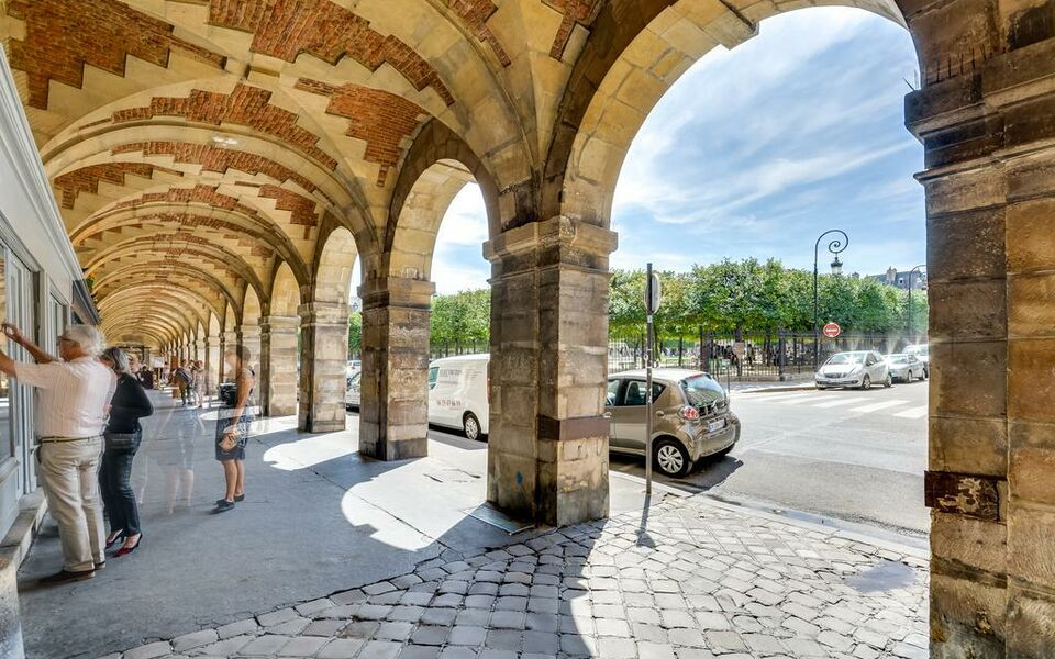 Sweet Inn Apartments- Place des Vosges, Paris (22)