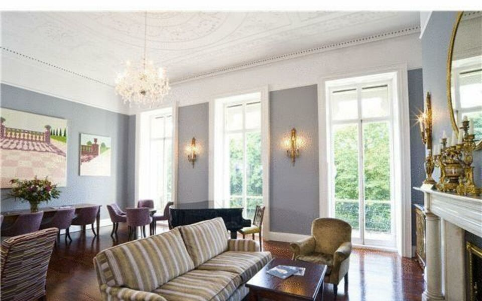 The cliff townhouse dublin irlande my boutique hotel for Boutique hotels dublin