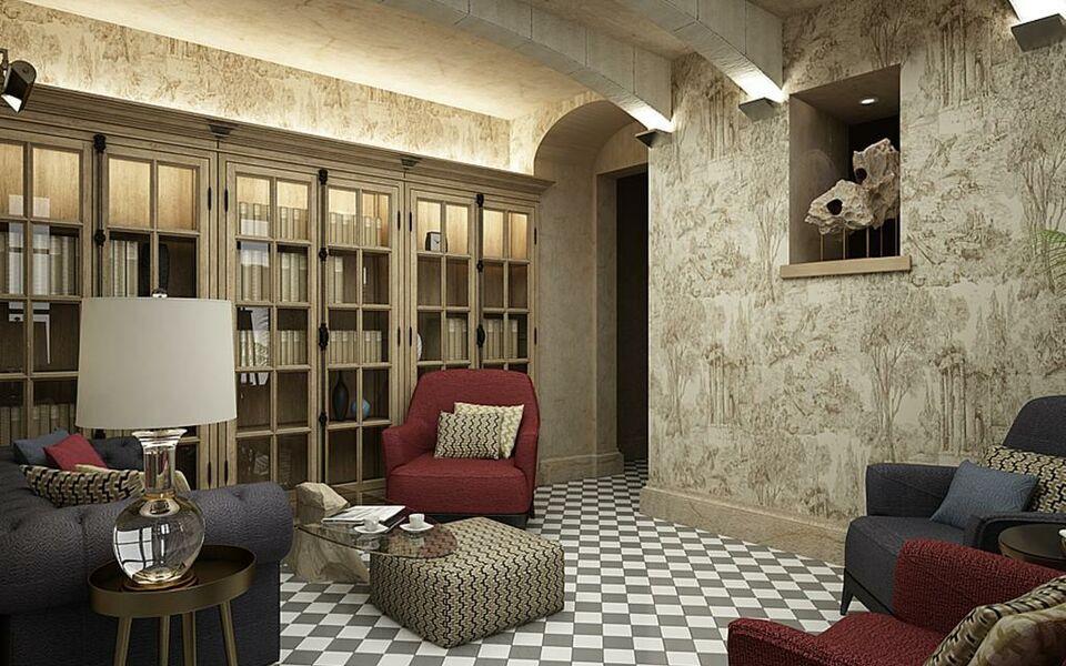 Palazzo consiglia a design boutique hotel valletta malta for Design boutique hotel malta