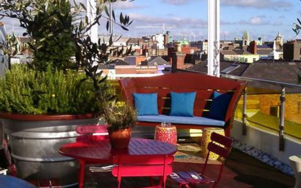The morgan hotel dublin irlande my boutique hotel for My boutique hotel
