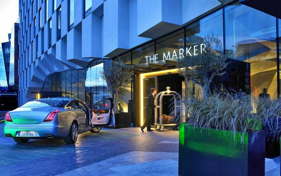 The marker hotel dublin irlande my boutique hotel for Boutique hotels dublin