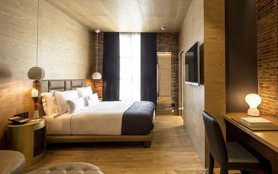 monument hotel a design boutique hotel barcelona spain. Black Bedroom Furniture Sets. Home Design Ideas