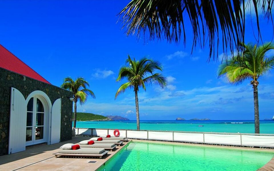 Best Island Beaches For Partying Mykonos St Barts: St Barths, A Design Boutique Hotel Saint Barth
