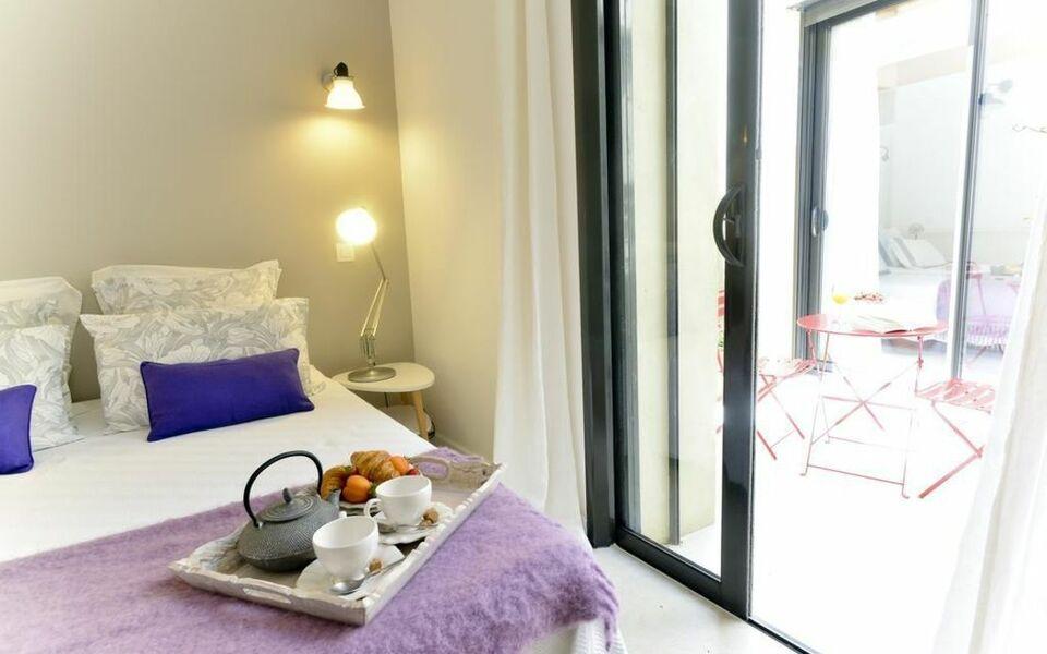 Villa cezanne a design boutique hotel aix en provence france for Hotel design provence