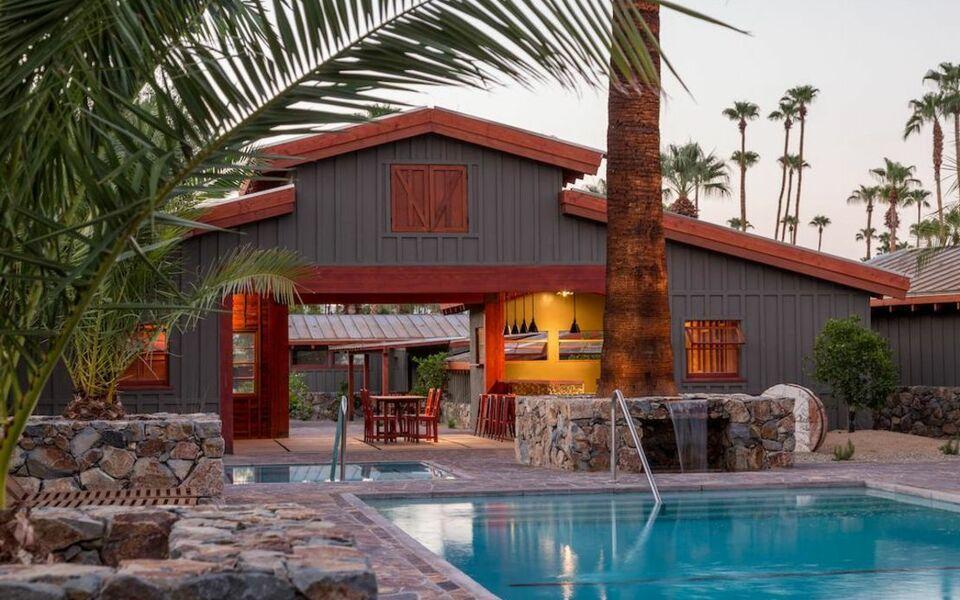 Sparrows lodge a design boutique hotel palm springs u s a for Design hotel palm springs