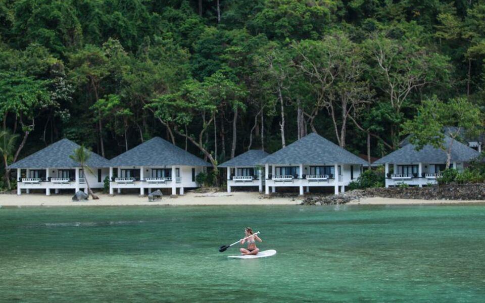 El Nido Resorts Lagen Island Room Rates