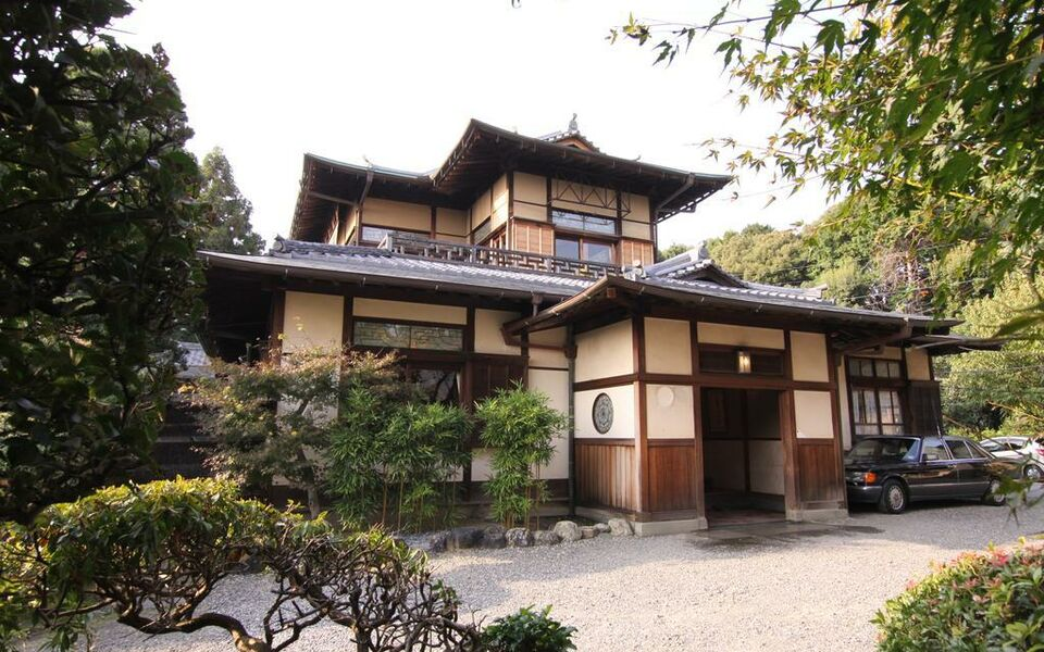 Ryokan inn yoshida sanso kyoto giappone for Ryokan giappone