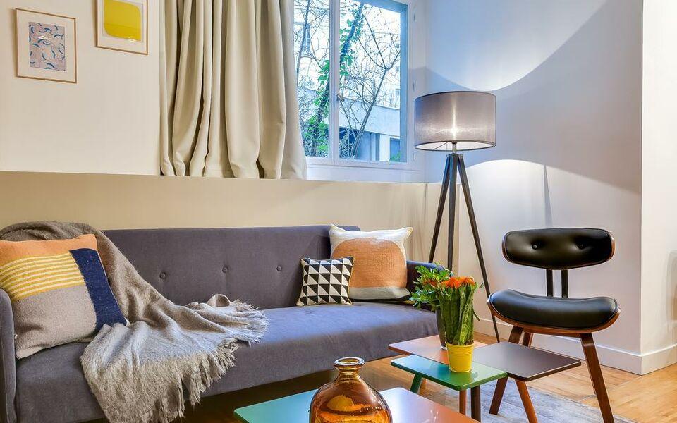 My Apartment Vaugirard  Paris  France