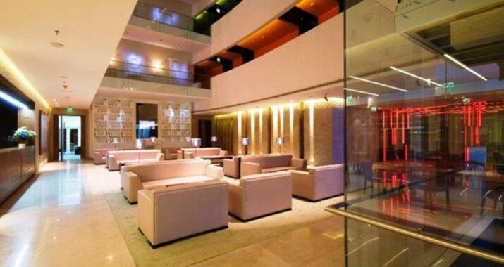 Hues boutique hotel dubai emirati arabi for Hues hotel dubai