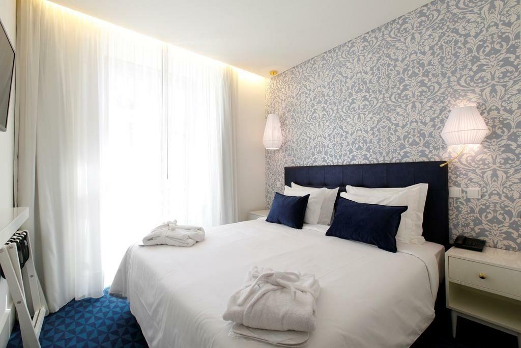 Hotel lis baixa lisbonne portugal my boutique hotel for Hotel boutique lisbonne