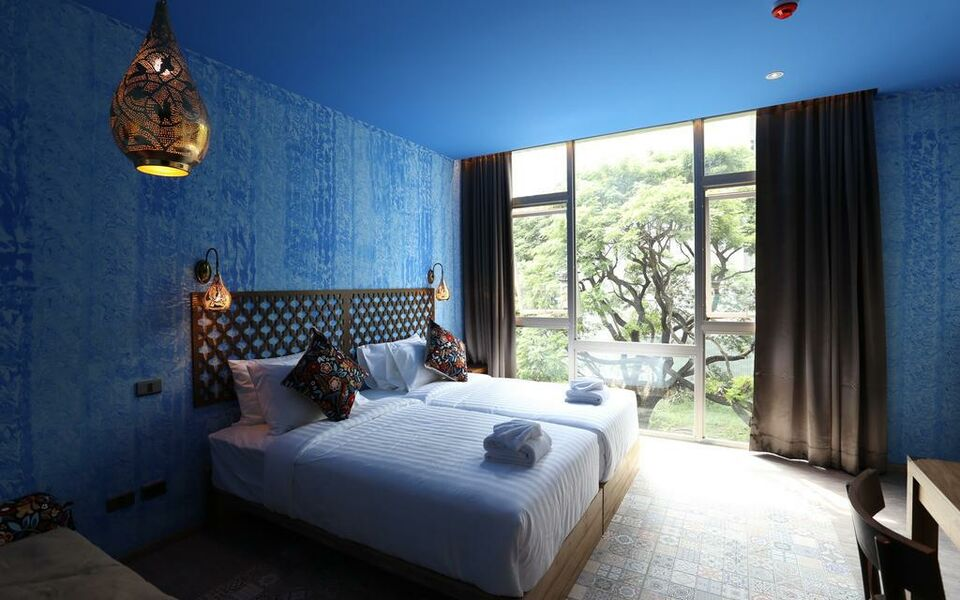Tints of Blue Hotel, Bangkok, Wattana (20)