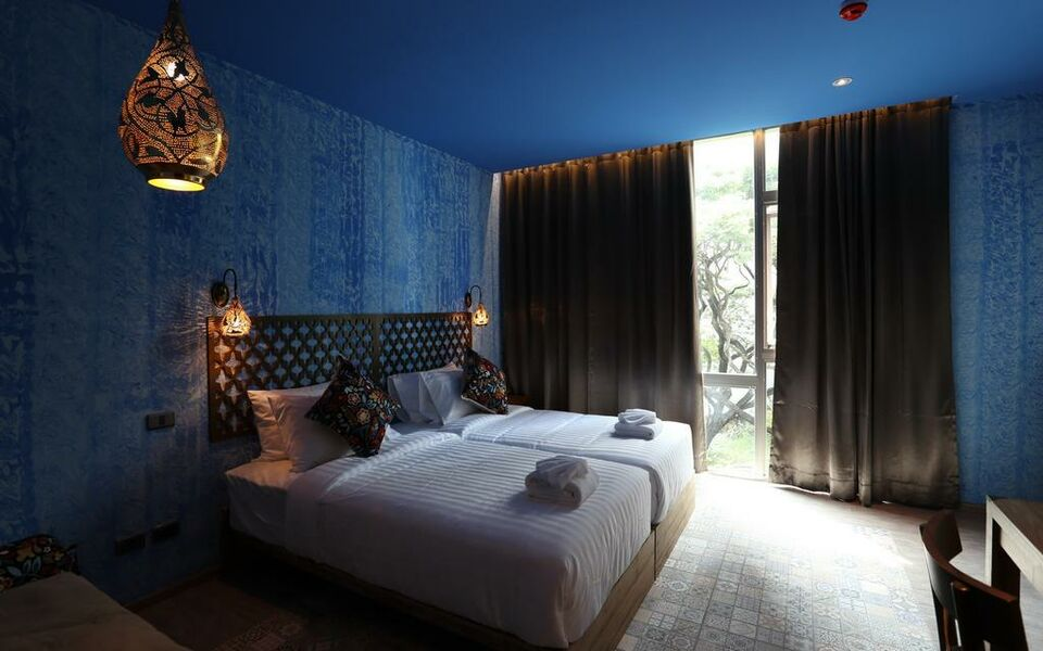 Tints of Blue Hotel, Bangkok, Wattana (21)
