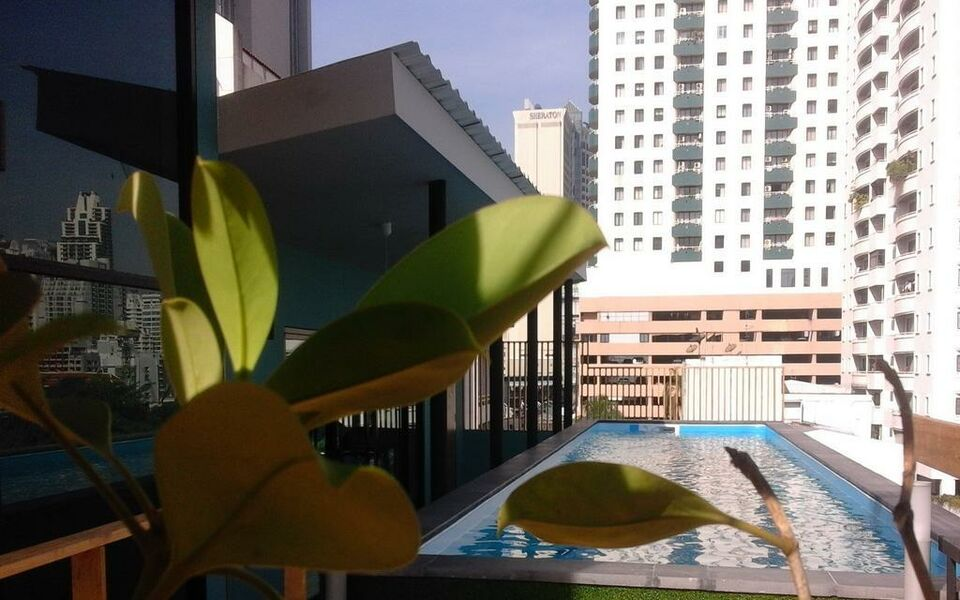 Tints of Blue Hotel, Bangkok, Wattana (32)