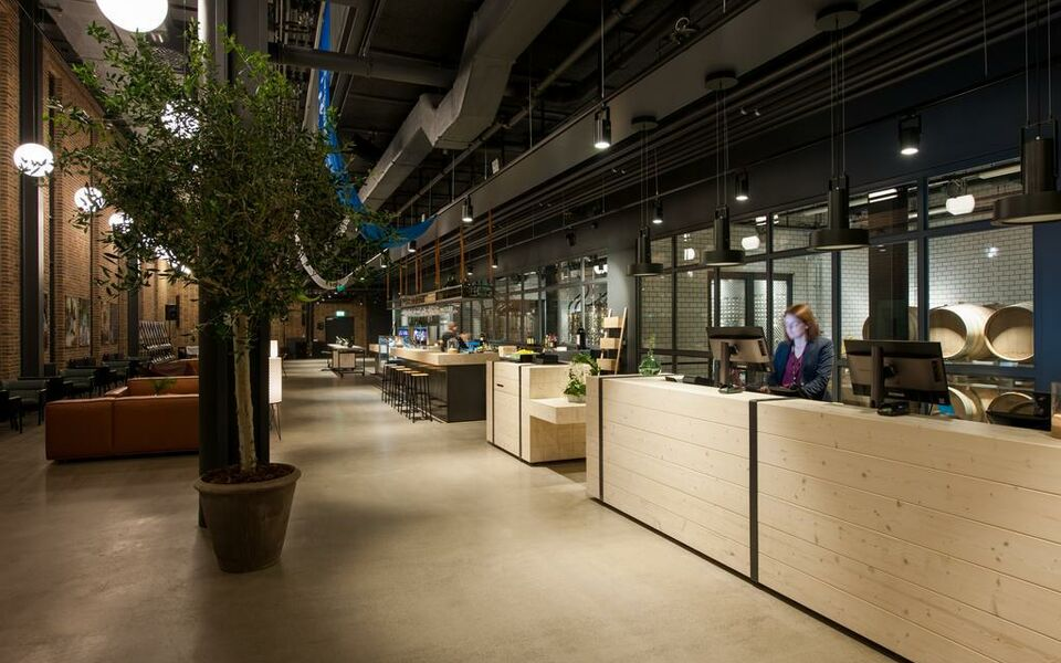 The winery hotel a design boutique hotel solna sweden for 8 design hotel urla