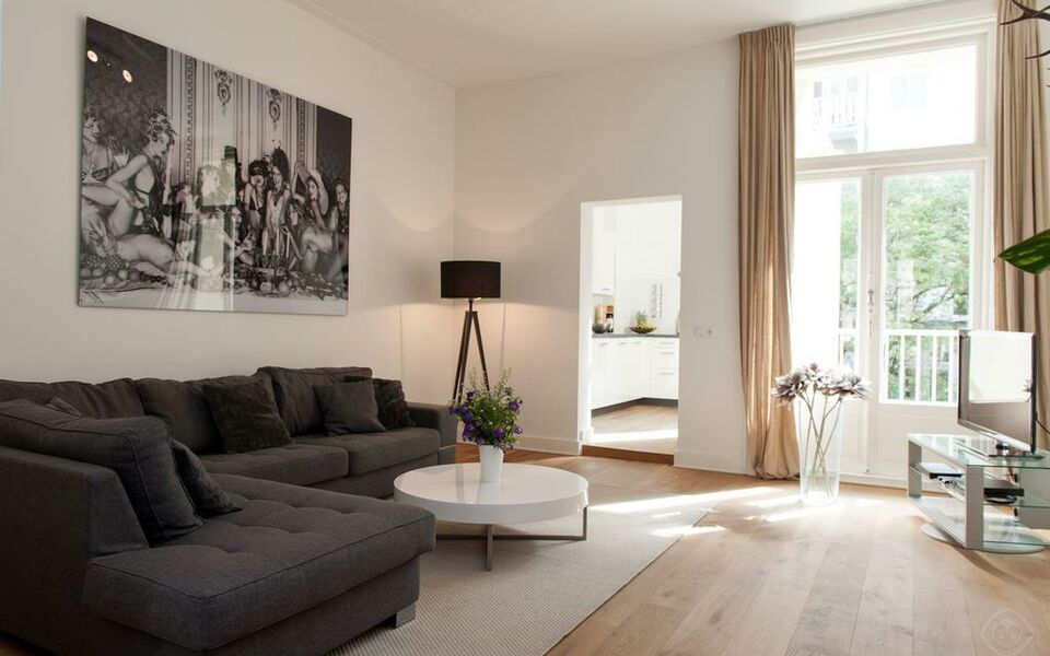 Modern Patio Apartment Amsterdam, Amsterdam, Oud-West (8)