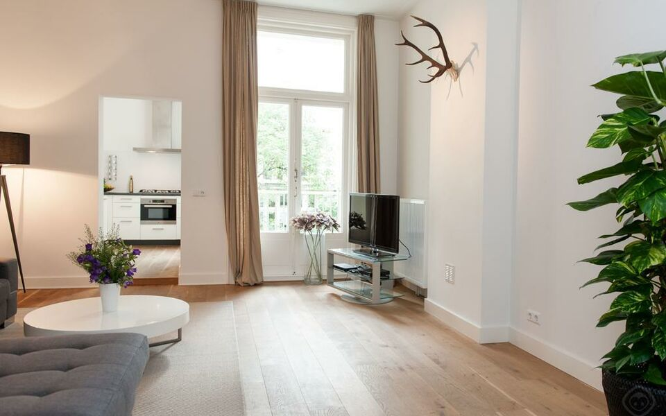 Modern Patio Apartment Amsterdam, Amsterdam, Oud-West (13)