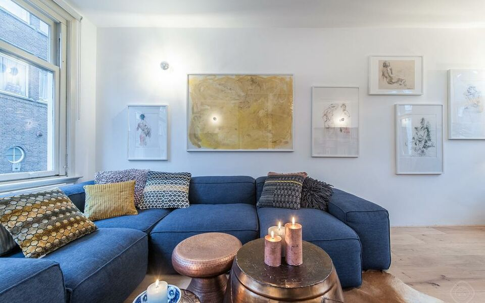 Jordaan orange house apartment amsterdam pays bas my for Appart hotel amsterdam 4 personnes