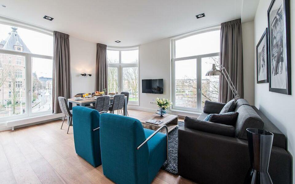 Tropen Apartments Amsterdam Niederlande